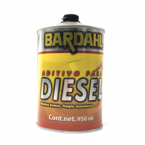 aditivo para diesel