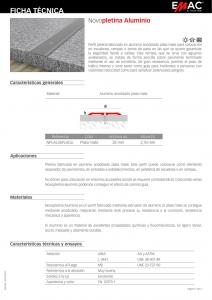 aluminio anodizado caracteristicas