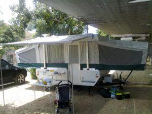 caravanas extensibles coleman