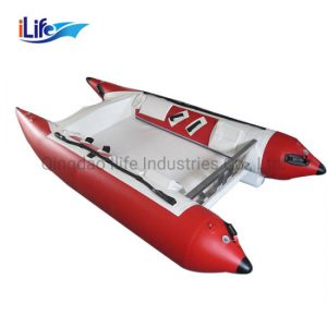 catamaran hinchable