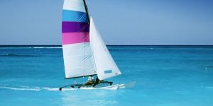 catamaran hobie cat