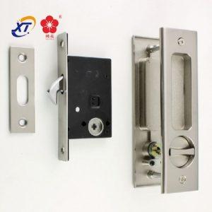 cerradura de gancho para puerta corredera