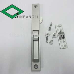 cerradura puerta corredera aluminio
