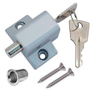 cerrojos para puertas de aluminio