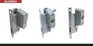 cierres para puertas correderas de aluminio