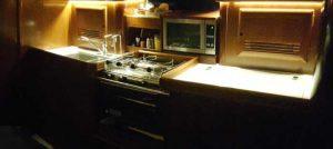 cocinas para barcos