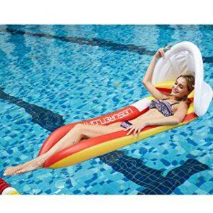 colchonetas piscina