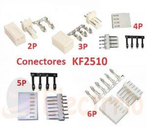 conectores electronica tipos
