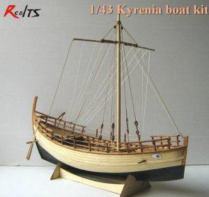 construccion de barcos de madera