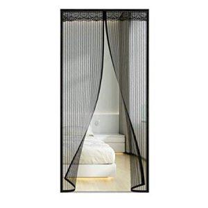 cortina mosquitera para puerta