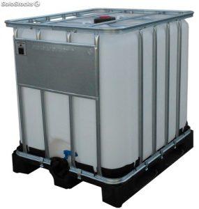 depositos de agua de plastico