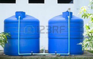 depositos de plastico para agua