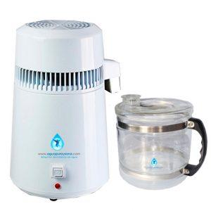 destiladora de agua