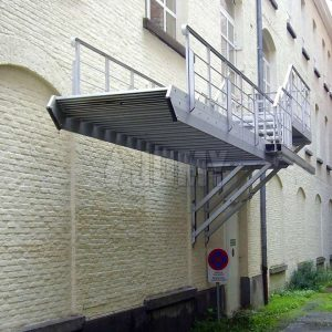escaleras abatibles