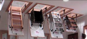 escaleras escamoteables baratas