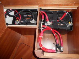 esquema electrico barco recreo