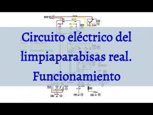 esquema electrico limpiaparabrisas