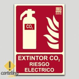 extintor electrico