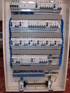 hacer etiquetas para cuadros electricos