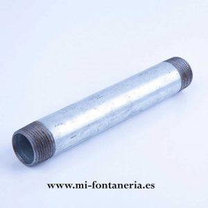 hierro galvanizado