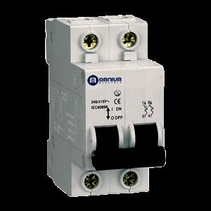 interruptor automatico magnetotermico