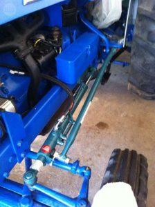 kit direccion hidraulica tractor