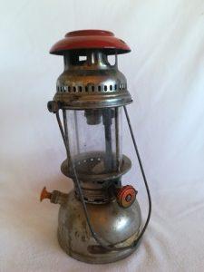 lampara a parafina