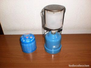 lampara camping gas