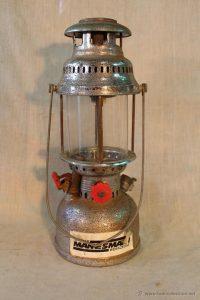 lampara de petroleo