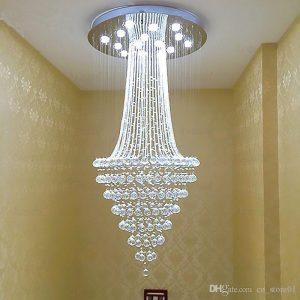 lamparas cristales