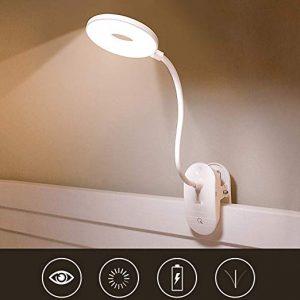 lamparas de lectura para cama