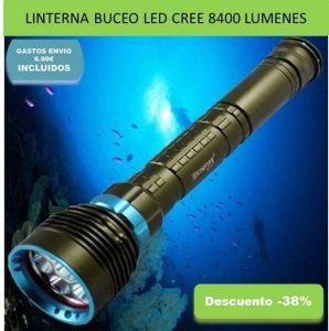 linternas acuaticas