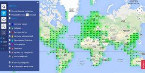 localizador de barcos en tiempo real