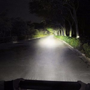 luces largo alcance