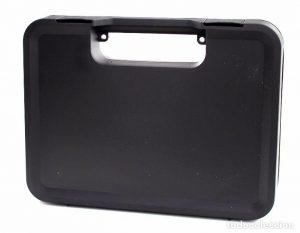 maletin de plastico