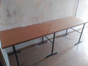 mesas desmontables