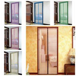 mosquitera cortina