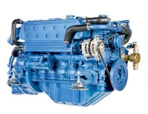 motor marino diesel