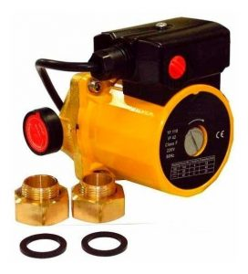 motor presion agua