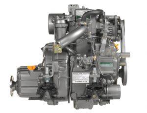 motor yanmar diesel