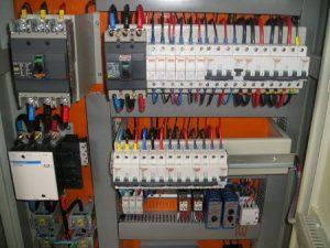 paneles electricos