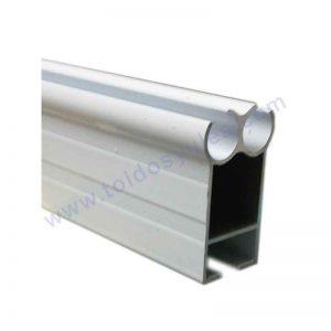 perfiles de aluminio para toldos correderos