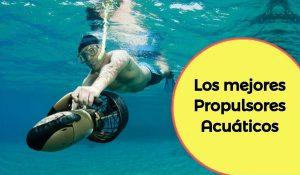 propulsor acuatico