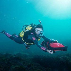 propulsor submarino