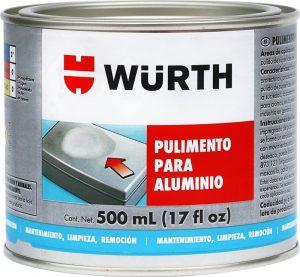 pulimento aluminio