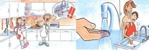 quemaduras quimicas primeros auxilios