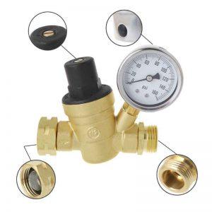 regulador de presion de agua