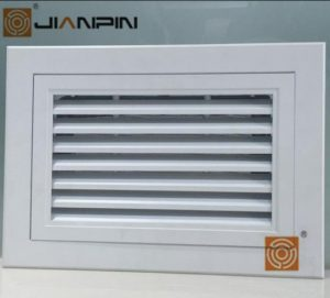 rejillas de ventilacion de aluminio