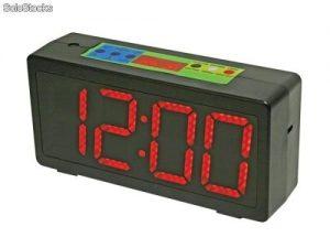 reloj cronometro y temporizador