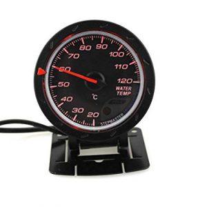 reloj temperatura agua coche
